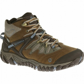 Merrell Women All Out Blaze Mid Waterproof #J65018